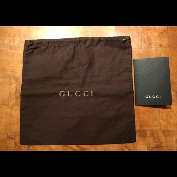 49e79b90c3451f Gucci Bags   Dust Bag Medium   Poshmark